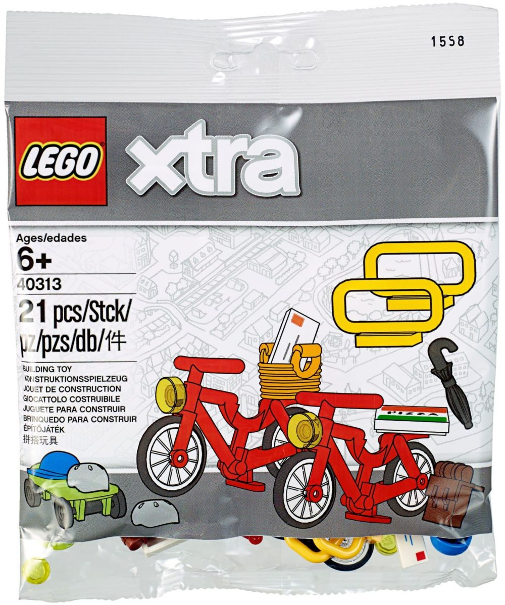 LEGO Xtra 40313 Bicycles