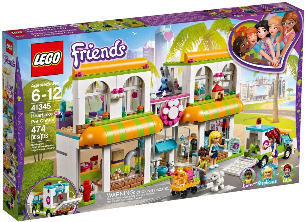 LEGO Friends41345 Heartlake City huisdierencentrum