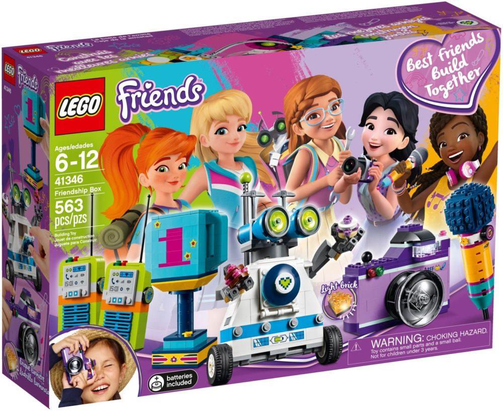 LEGO Friends41346 Vriendschapsdoos