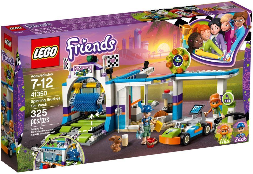 LEGO Friends41350 Autowasstraat