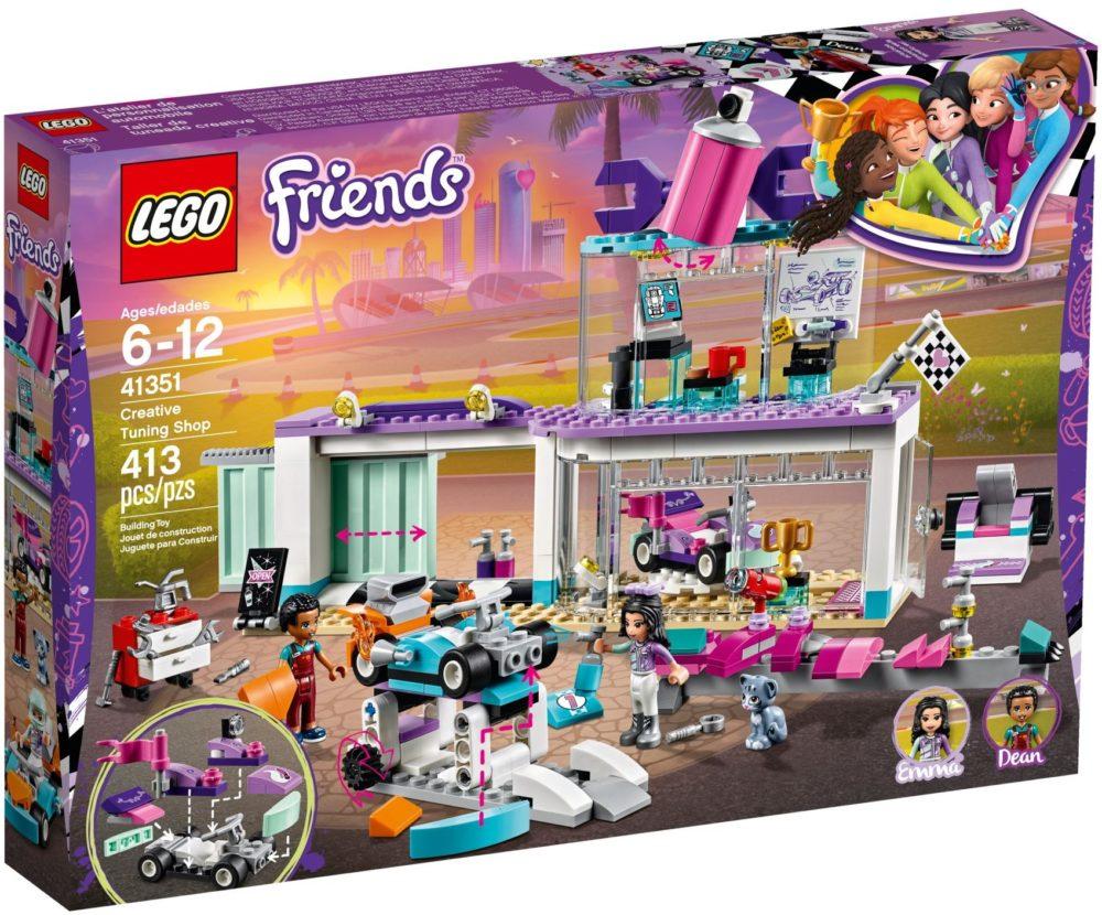 LEGO Friends41351 Creatieve tuningshop