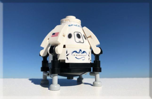 LEGO Ideas Space X The Ultimate Collection