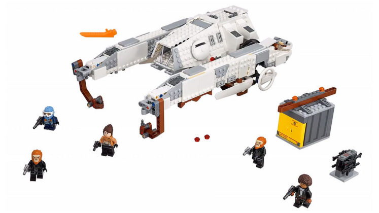 LEGO Star Wars 75219 Imperial AT-Hauler