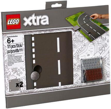 LEGO Xtra 853840 Play Mat Roads