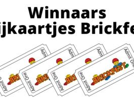 Brickfest winnaars