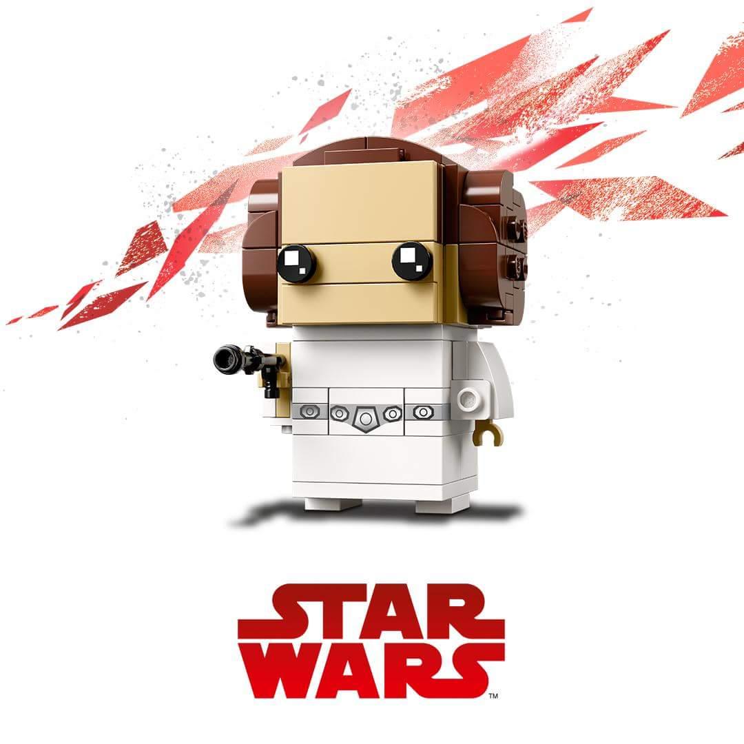 LEGO BrickHeadz 41628 Princess Leia