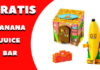 Gratis LEGO Banana Juice Bar set