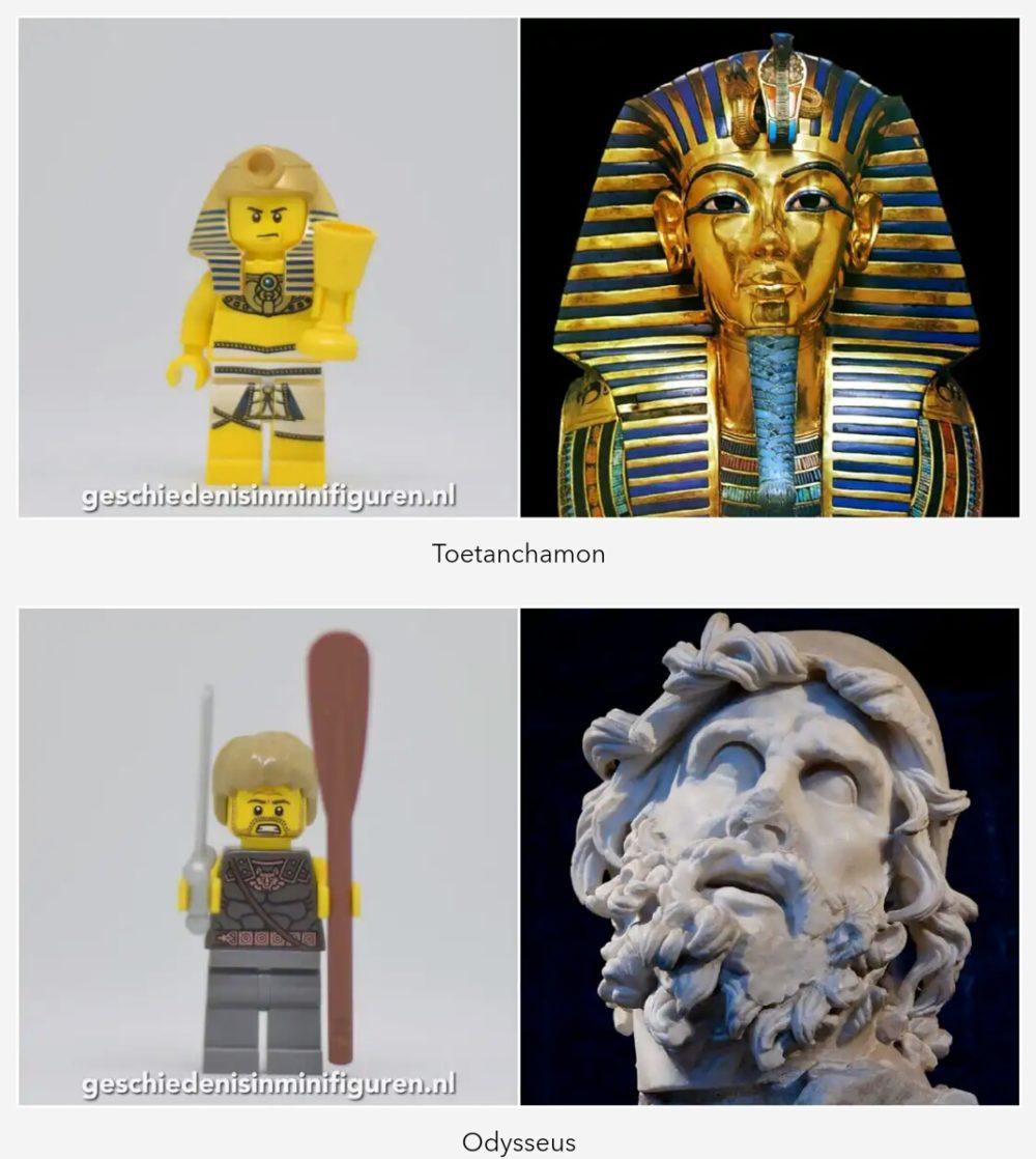 geschiedenisinminifiguren