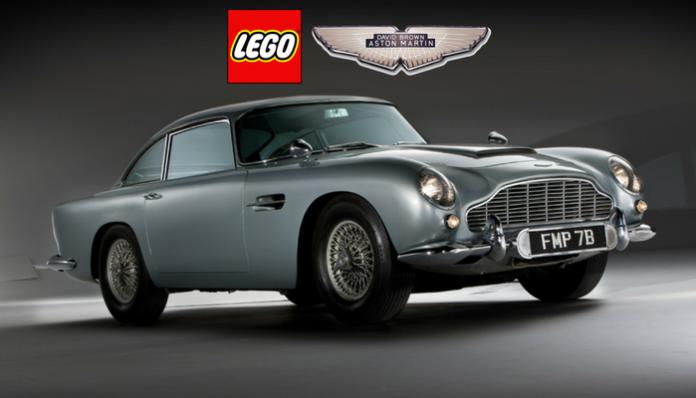 LEGO Aston Martin