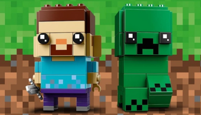 LEGO BrickHeadz 41612 Steve and Creeper