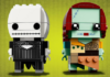 LEGO BrickHeadz 41630 Jack Skellington and Sally