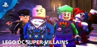 LEGO DC Super-Villains gameplay demo