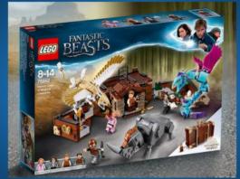 LEGO Fantastic Beasts 75952 Newts Case of Magical Creatures