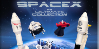 LEGO Ideas SpaceX The Ultimate Collection
