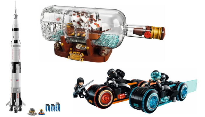 LEGO Ideas vaderdag