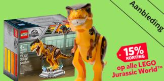 LEGO Jurassic World 4000031 Exclusive T-Rex