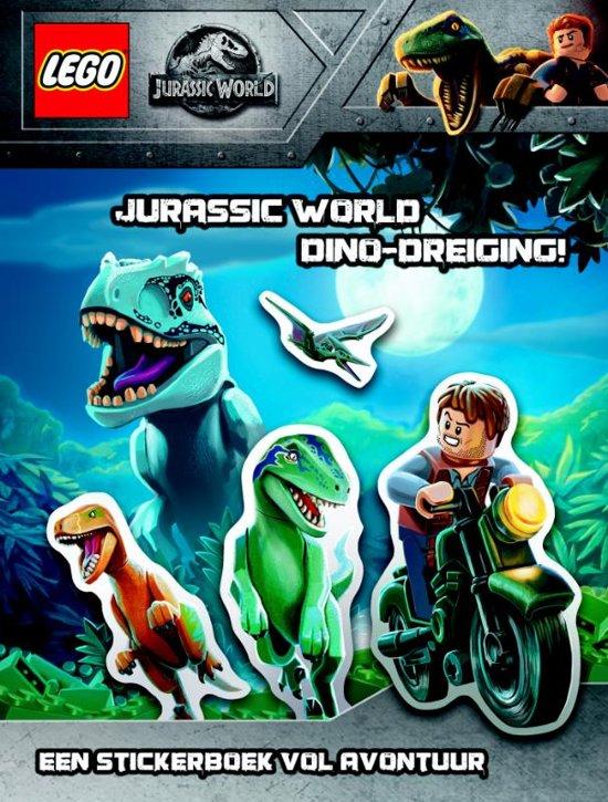 LEGO Jurassic World De dino dreiging