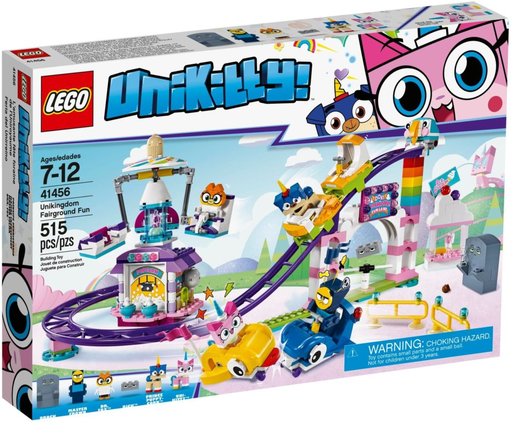 LEGO Unikitty 41457 Unikingdom kermisplezier