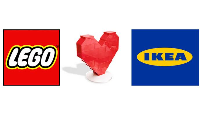 LEGO en Ikea gaan samenwerken