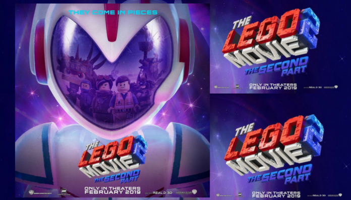 The LEGO Movie 2 teaser-poster