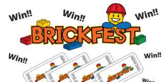 Vrijkaartjes voor Brickfest Zutphen