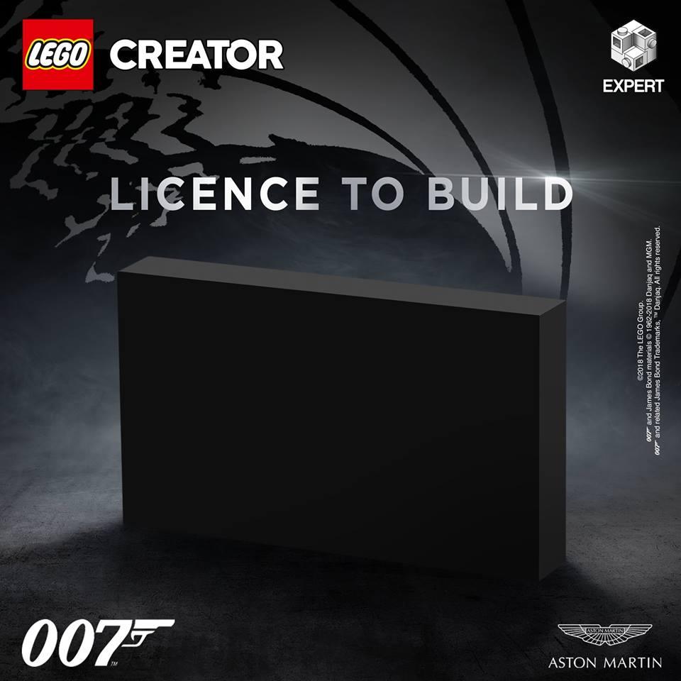 LEGO Creator Expert Aston Martin DB5