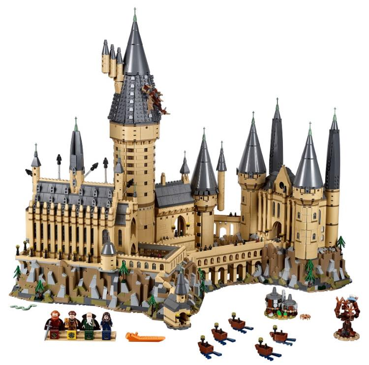 LEGO Harry Potter 71043 Hogwarts Castle