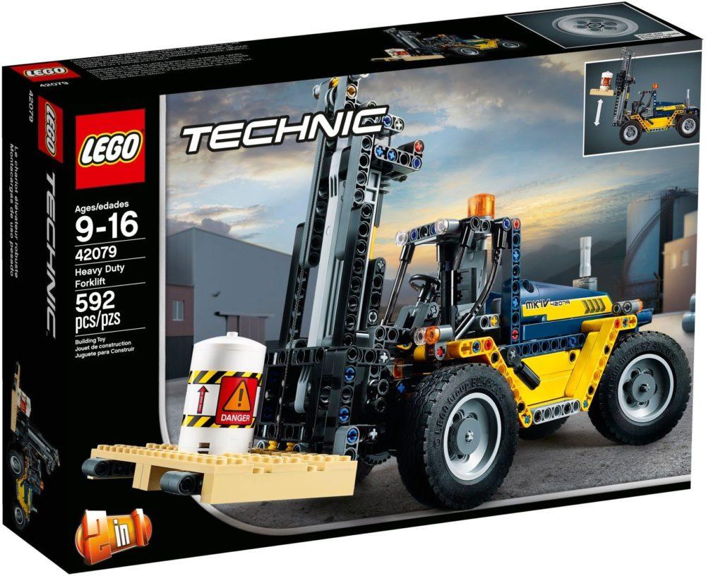 LEGO Technic42079 Forklift Truck