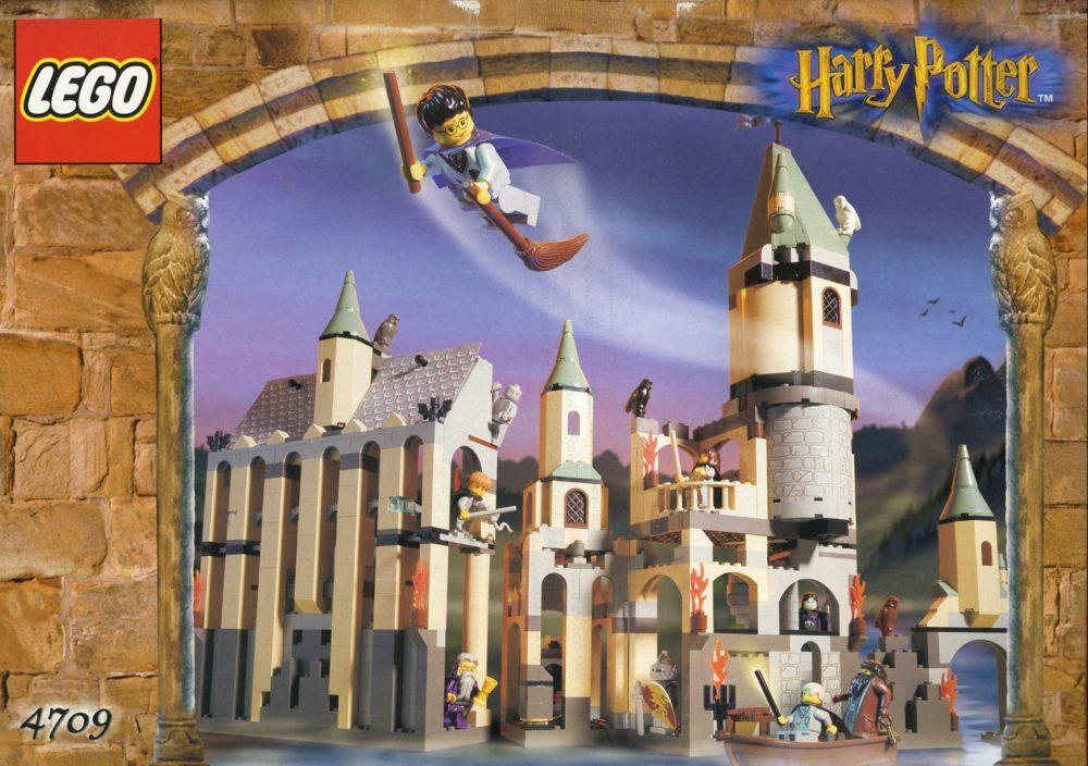 LEGO 4709 Hogwarts Castle