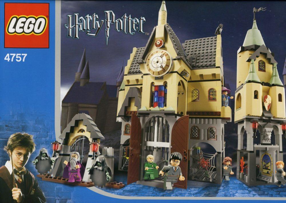 LEGO 4757 Hogwarts Castle