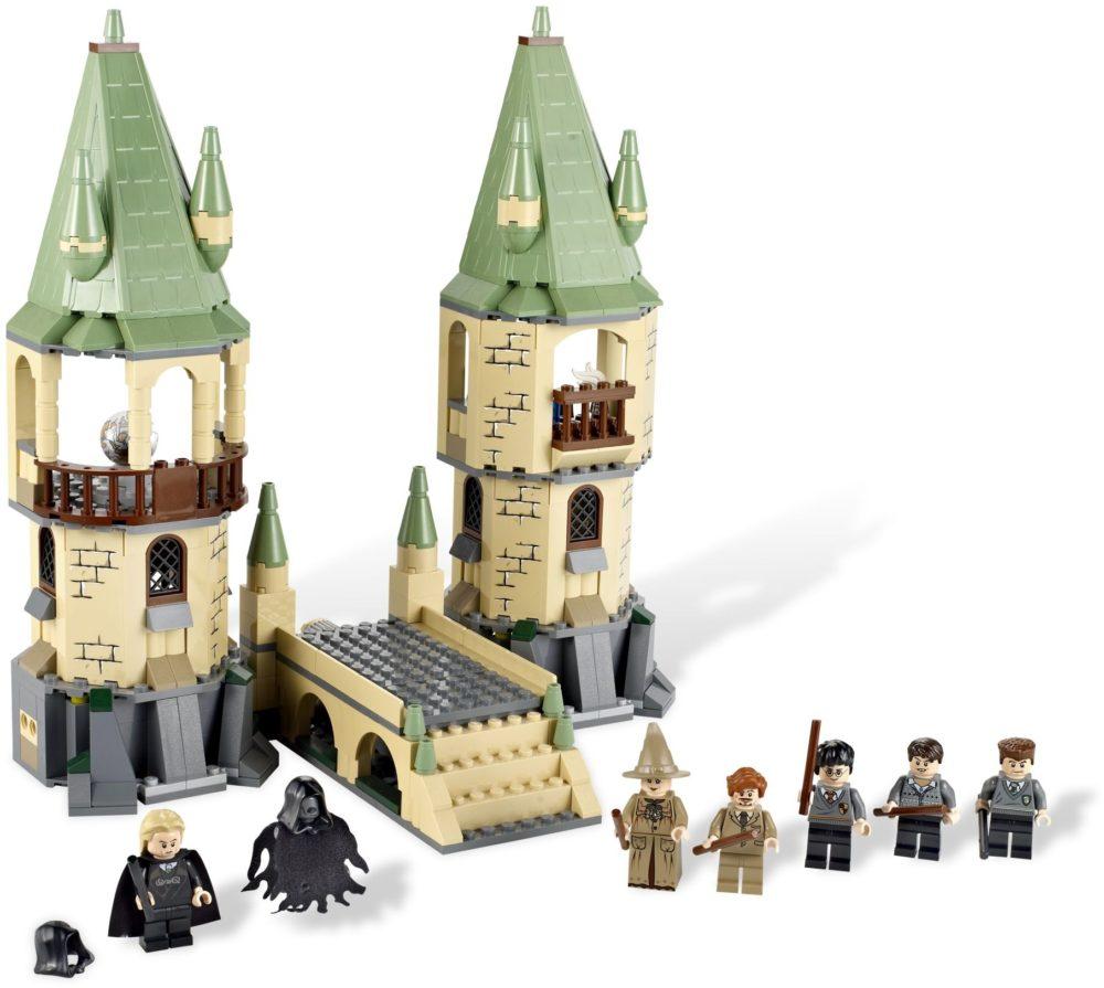 LEGO 4867 Hogwarts