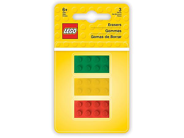 LEGO 5005581 Gummen in vorm van LEGO® stenen – 3 stuks