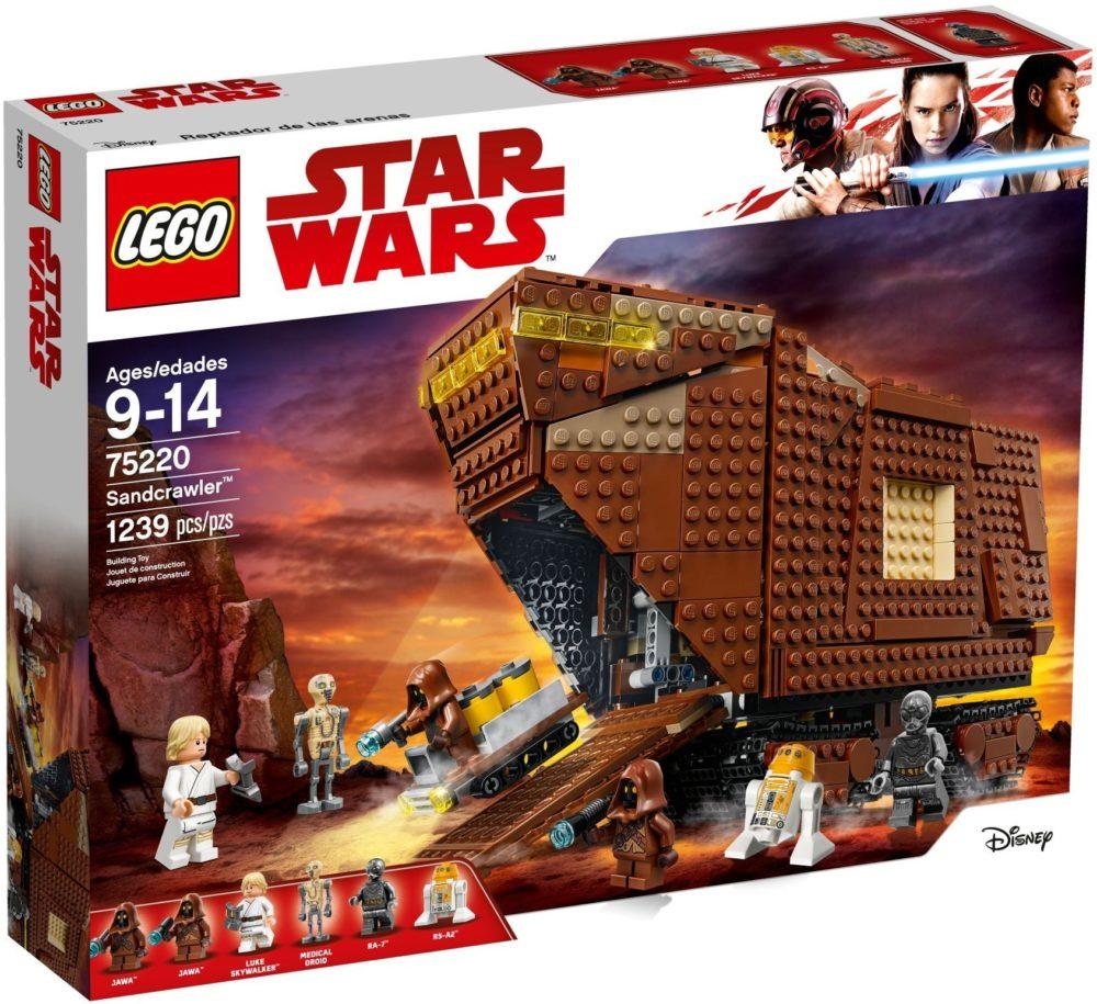 LEGO Star Wars75220 Sandcrawler