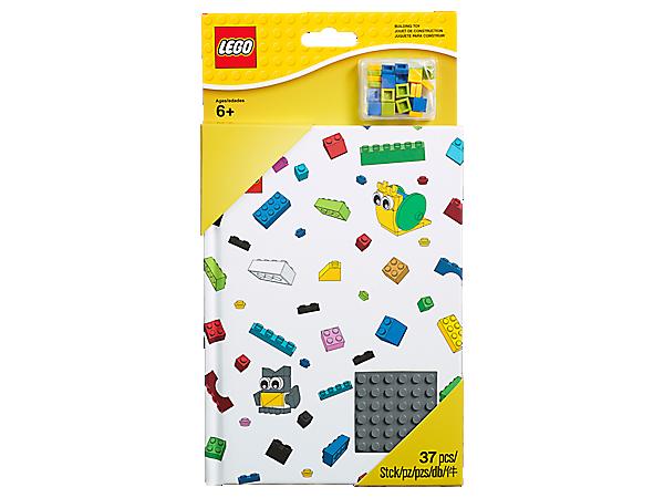LEGO 853798 Notitieboekje met noppen 2018