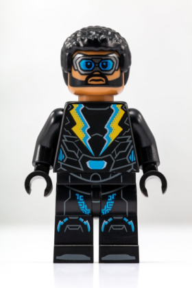 LEGO DC Comics Black Lightning SDCC18