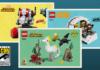 Bouwinstructies LEGO SDCC Exlcusives 2018