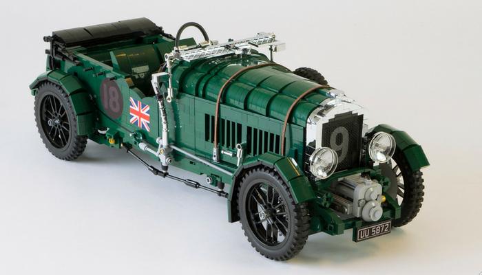 LEGO 1930 Bentley Blower