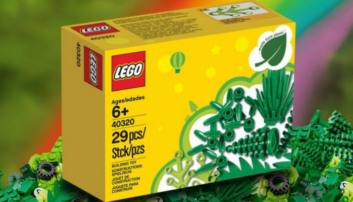LEGO 40320 Plants from Plants niet in NL en BE