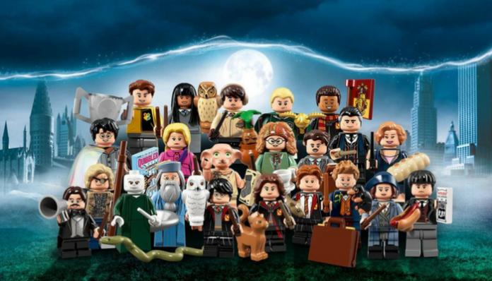 LEGO 71022 Harry Potter CMF