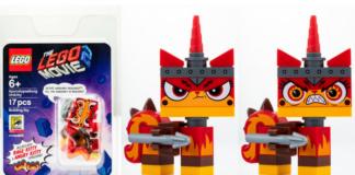 LEGO Apocalypseburg Unikitty SDCC18
