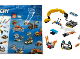 LEGO City 40303 Vehicle Parts