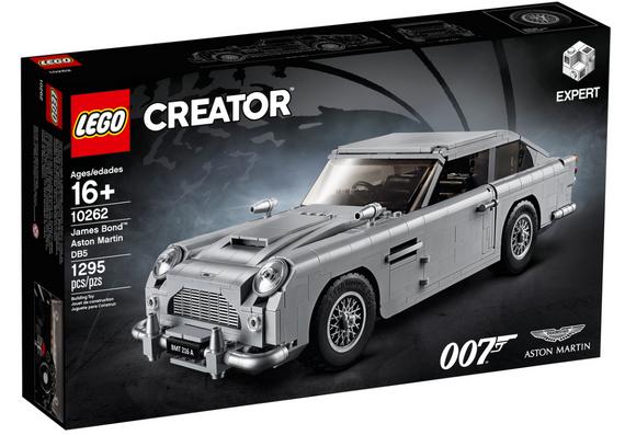 LEGO Creator Expert 10262 Aston Martin