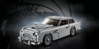 LEGO Creator Expert 10262 Aston Martin header