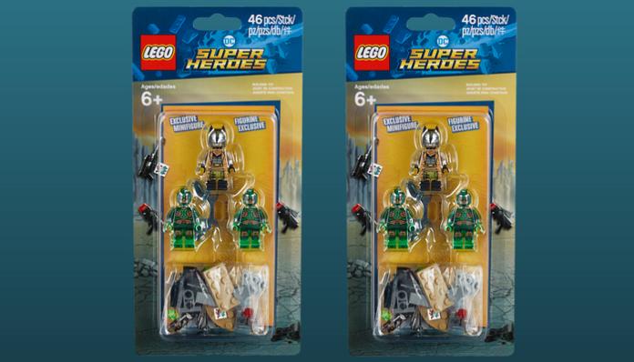 LEGO DC Super Heroes 853744 Knightmare Batman Accessory Set