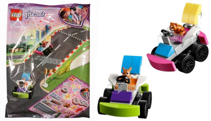 LEGO Friends 5005238 Pet Go-kart Drivers
