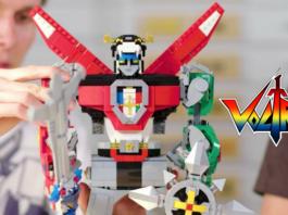 LEGO Ideas 21311 Voltron Designer Video