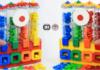 LEGO Ideas Chocolate Candy Dispenser