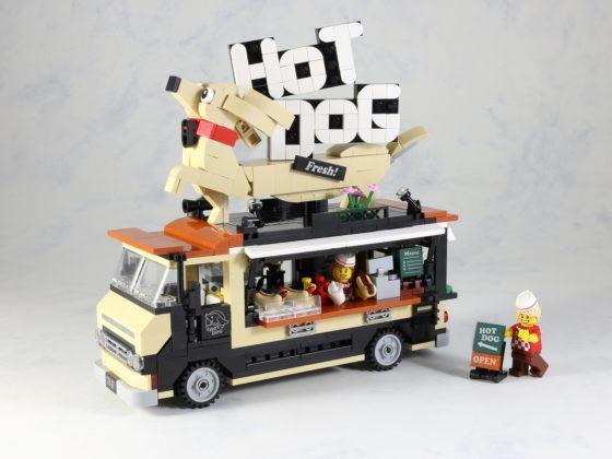 LEGO Ideas Hot Dog Truck
