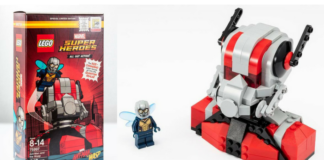LEGO Marvel 75997 Ant-Man and the Wasp