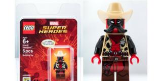 LEGO Marvel Sherrif Deadpool SDCC18